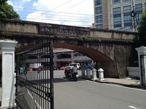 Intramuros_Entrance