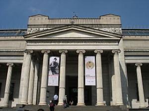 The Pushkin Museum of Fine Arts