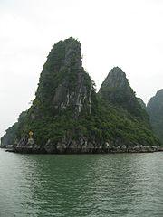 halong bay vietnam cruise island