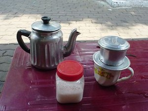 Vietnamese Coffee Beans Press Filter Maker Recipe