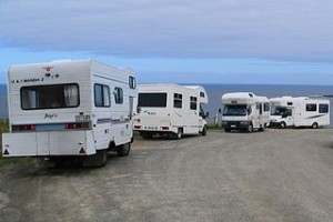 cheap new zealand campervan rental for travel tourist